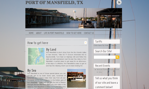 Port of Mansfield
