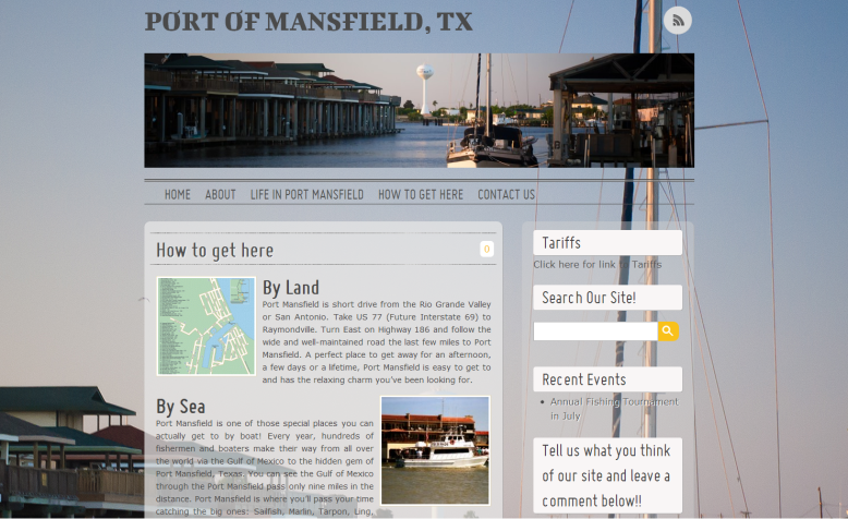 Port of Mansfield